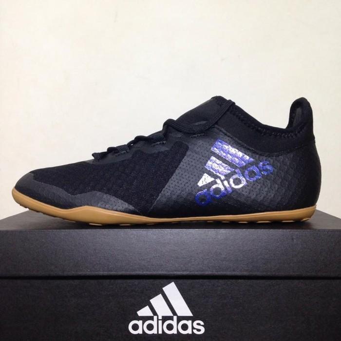 harga Sepatu futsal adidas x tango 17.3 in core black cg3716 original bnib . 8b70aba608