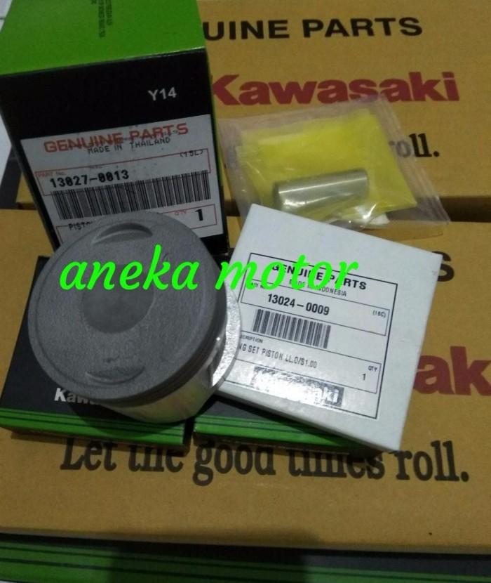 harga Piston ring piston pen piston os 100 kawasaki klx 150 original kawas Tokopedia.com
