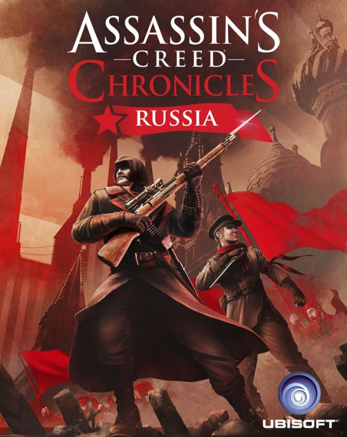 Jual Assassins Creed Chronicles Russia Kota Tangerang Outlet