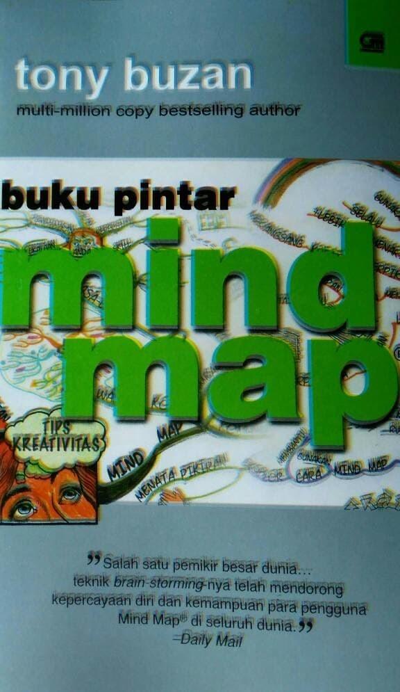 Katalog Buku Mind Map Tony Hargano.com