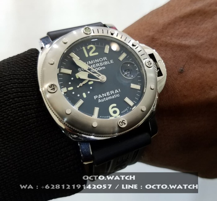harga Jam tangan luminor submersible panerai 1000m Tokopedia.com