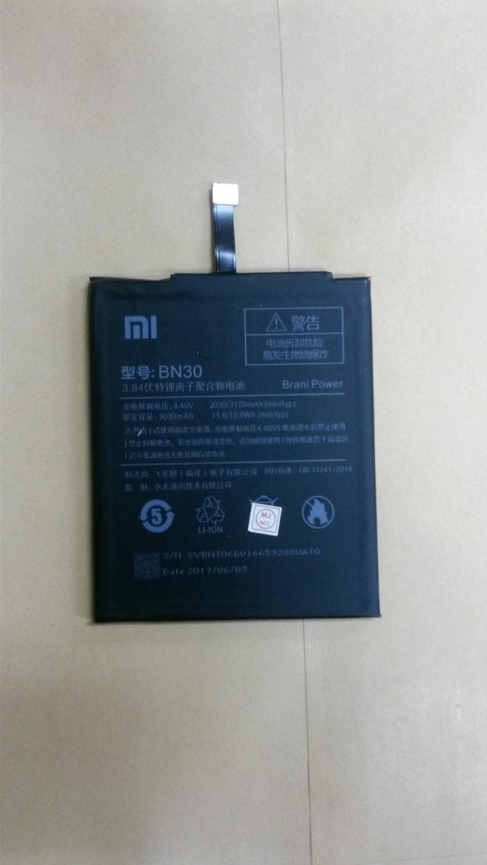 harga Baterai xiaomi redmi 4a / mi 4a / bn-30 /ori / battrey/batrai/batre hp Tokopedia.com