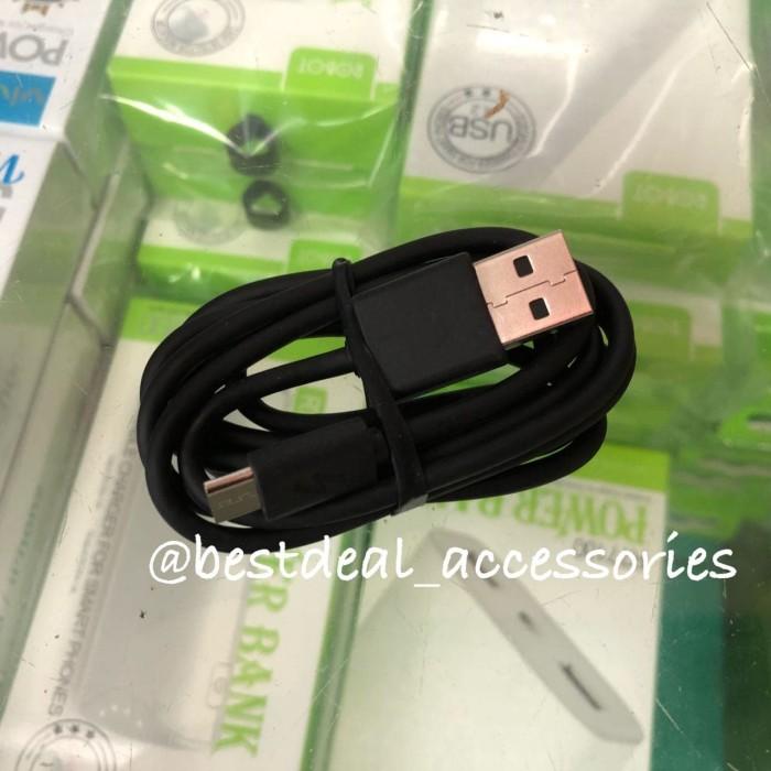 Xiaomi Travel Charger Micro USB FAST CHARGING 9V / 2A Original Promo - Hitam
