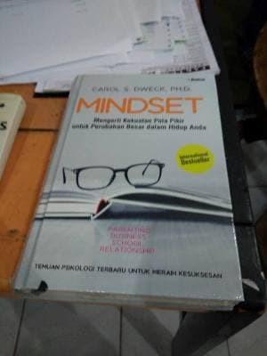 harga Mindset - mengerti kekuatan pola pikir untuk perubahan besar dalam hid Tokopedia.com