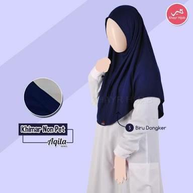 Hijab Non Pad 5