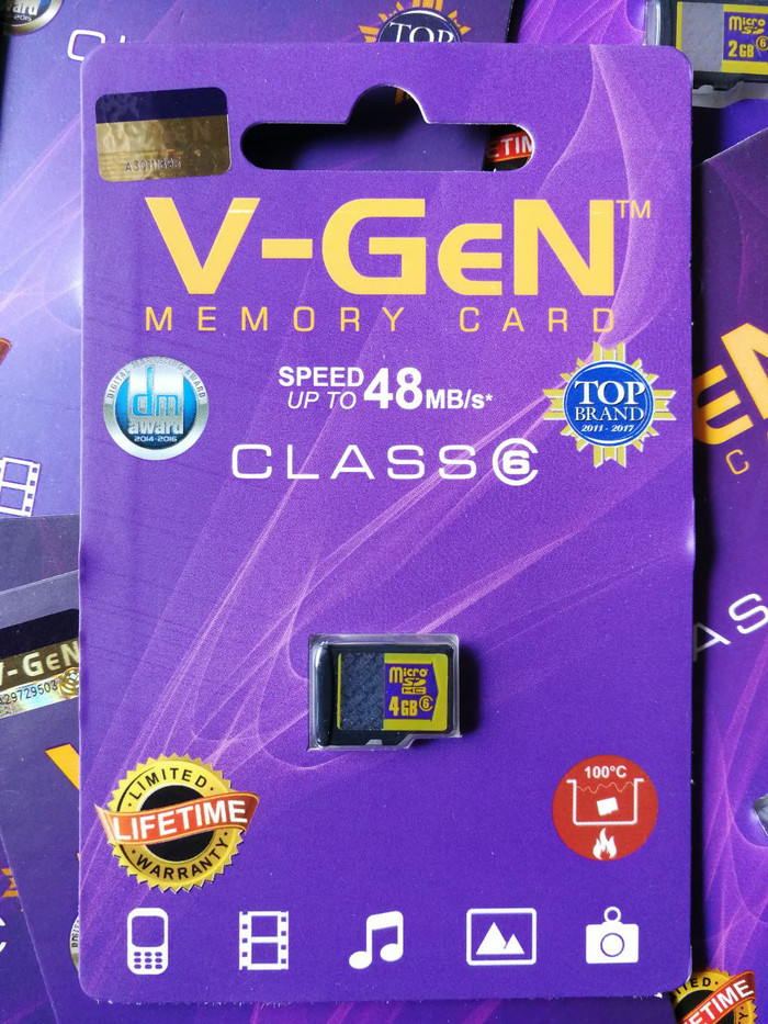 harga V-gen 4gb memory card microsd eksternal vgen android komputer Tokopedia.com