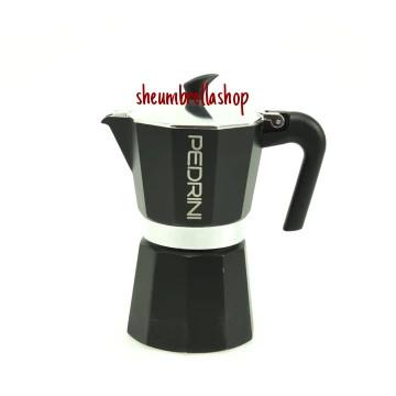 harga Pedrini espresso maker 6 cups / moka pot kopi enamel /teko kopi Tokopedia.com