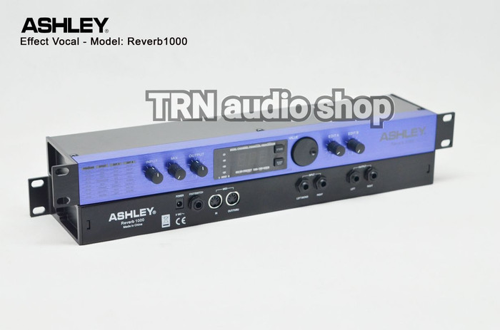 harga Effect vocal digital ashley reverb 1000 original Tokopedia.com