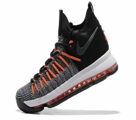 ... harga Sepatu basket nike kd 9 elite black grey Tokopedia.com 70587676b3