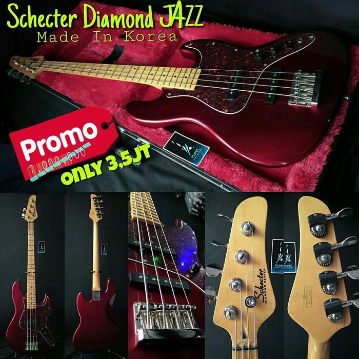 harga Bass schecter diamond jazz murah Tokopedia.com