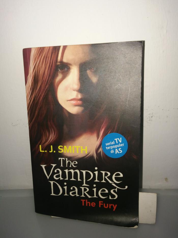 Ebook Vampire Diaries Bahasa Indonesia