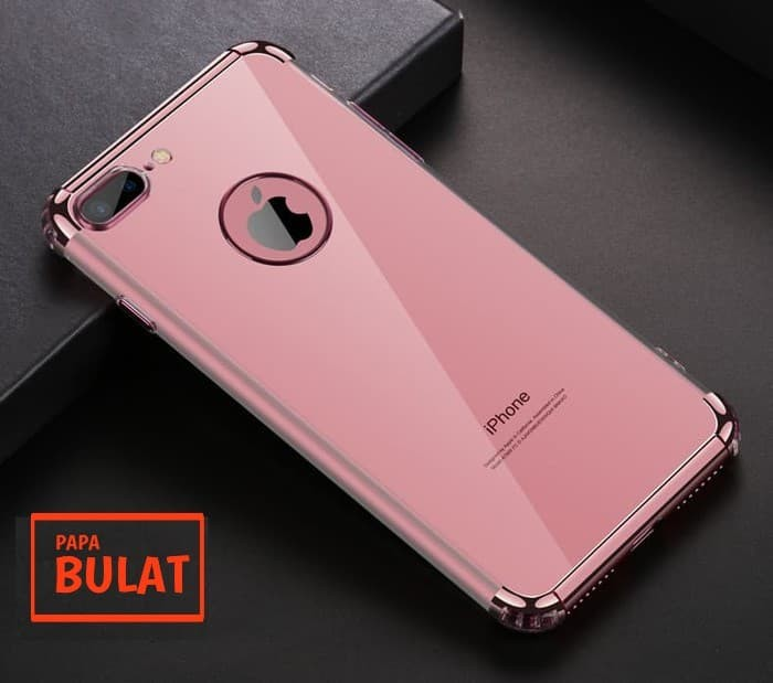 new styles d013d 7b8c2 Jual IPHONE 8 PLUS / 7 PLUS ANTI CRACK WARNA SOFTCASE TPU - DKI Jakarta -  Emak Kece | Tokopedia