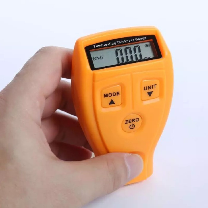 harga Coating measure painting car thickness gauge tester ultrasonic gm200 Tokopedia.com