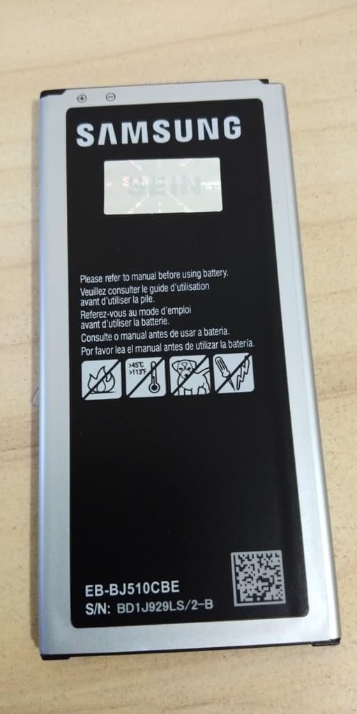 harga Original 100% baterai batre batere battery samsung galaxy j5 2016 j510 Tokopedia.com