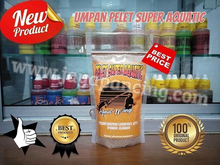 Foto Produk Umpan Pelet Super Aquatic ORIGINAL dari Produk Green World Asli