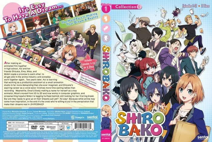 harga Shirobako anime subtitle indonesia kualitas hd Tokopedia.com