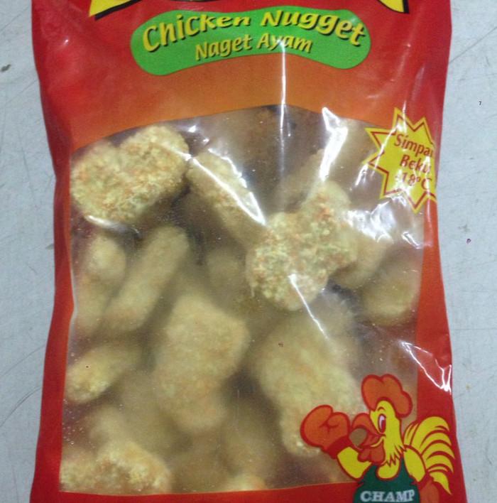 Jual Chicken Nugget 1000gr Champ Cek Harga Di Pricearea Com