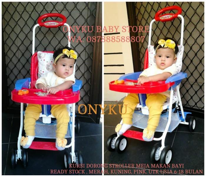 harga Kursi makan bayi family chair stroller kereta kursi dorong meja +dus Tokopedia.com