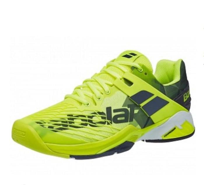 harga Sepatu tennis babolat propulse fury ac yellow/black men's Tokopedia.com
