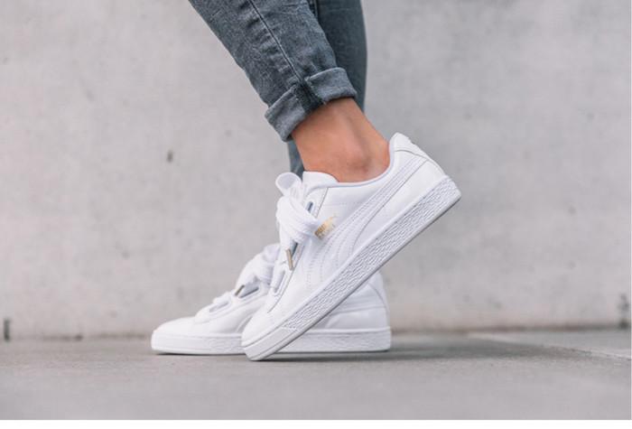 sale retailer 5cf07 518c2 Jual Puma Basket Heart Patent White - Jakarta Selatan - sneakersslovers.ind  | Tokopedia