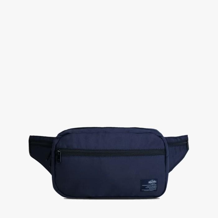 harga Parker waistbag [navy blue] moral supply tas pria & wanita Tokopedia.com