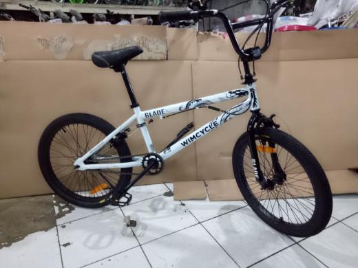 harga Sepeda anak 20 bmx wim cycle blade dragon rotor gir kecil karakternaga Tokopedia.com