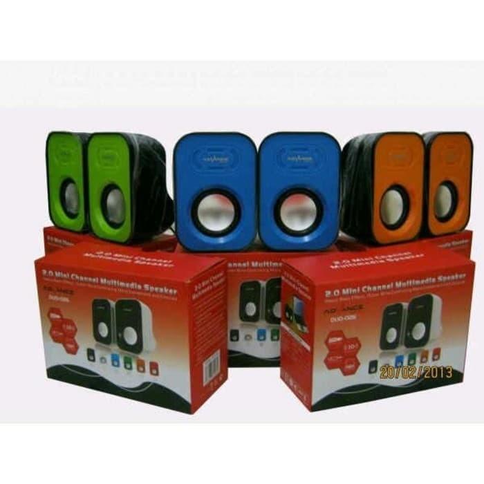 harga Speaker advan duo mini 026 Tokopedia.com
