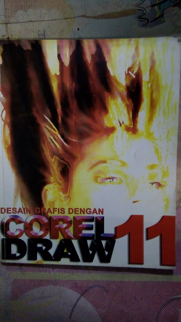 Jual Original Bekas Desain Grafis Dengan COREL DRAW Kab Bekasi Maduma Bookstore
