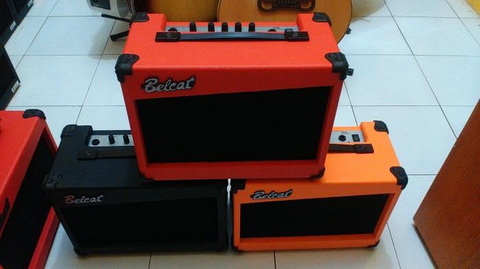 harga Ampli bass belcat 20g new jreng ajib. bonus kabeljack Tokopedia.com