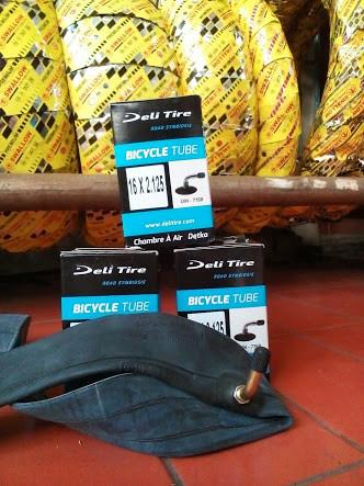 harga Ban dalam sepeda listrik / sepeda lipat 16  inchi Tokopedia.com