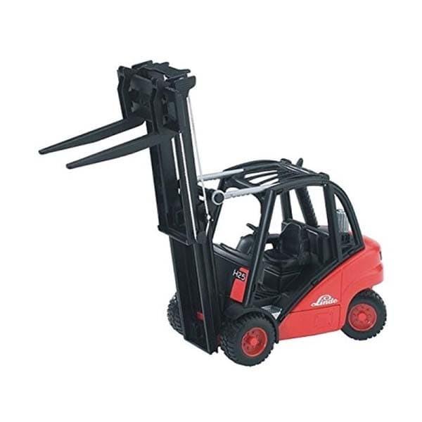 harga Bruder toys 2511 linde fork lift h30d with 2 pallets [bu 025] Tokopedia.com