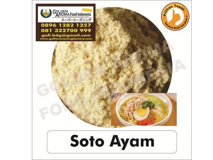 Bumbu tabur rasa soto ayam. 0896-1282-1257 (wa/call) chicken soto