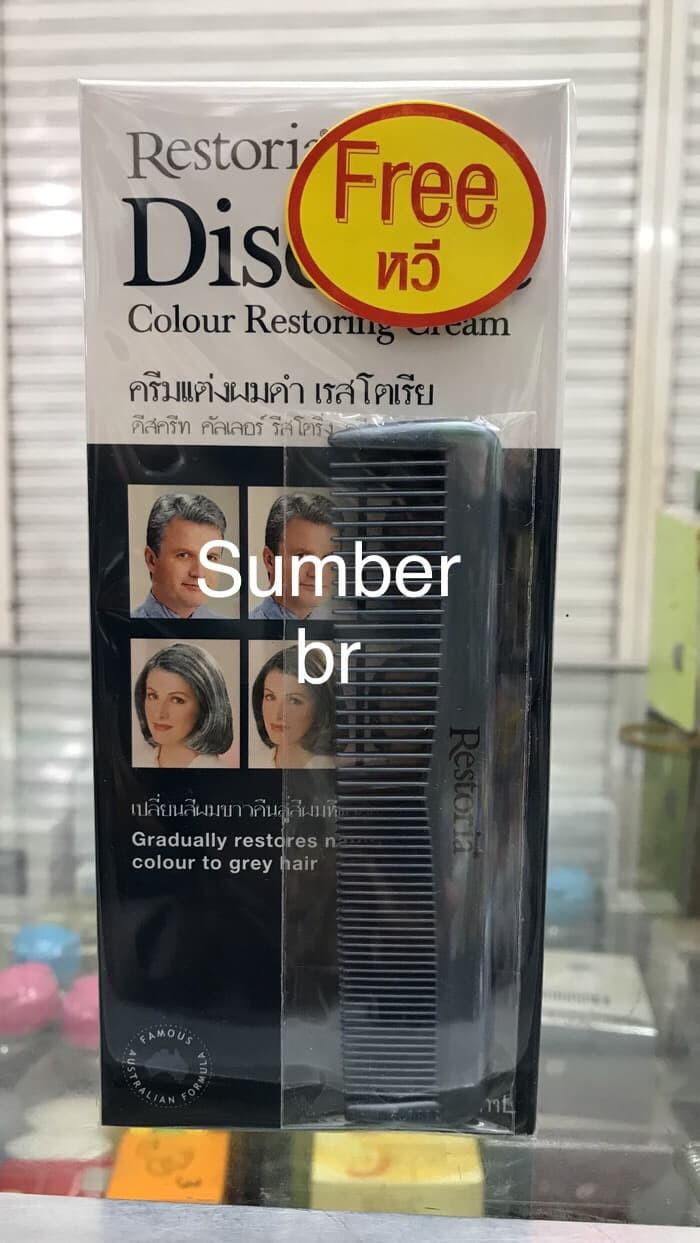 Restoria discreet hair cream