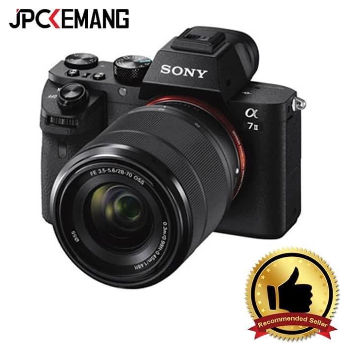 harga Kamera sony alpha a7 ii / a7ii kit lensa fe 28-70mm f/3.5-5.6 oss Tokopedia.com