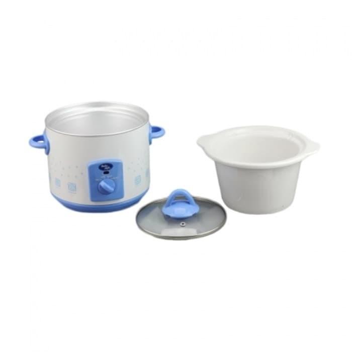 harga Slow cooker baby safe - masak bubur bayi - baby food maker Tokopedia.com