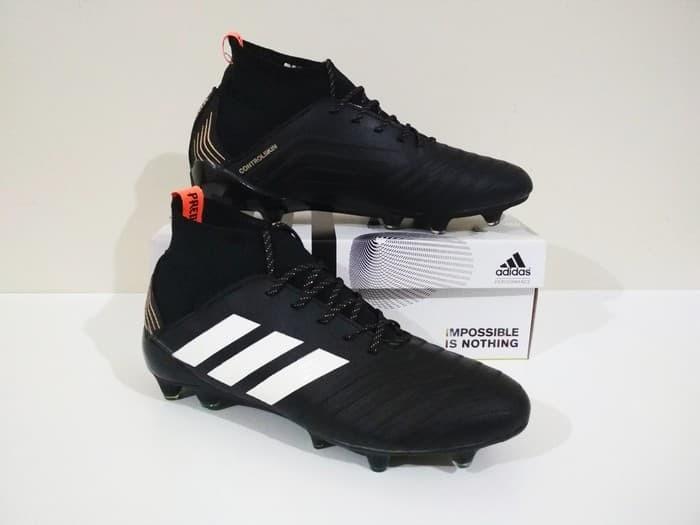 harga Murah berkualitas sepatu bola adidas predator boots 18 (black white) Tokopedia.com