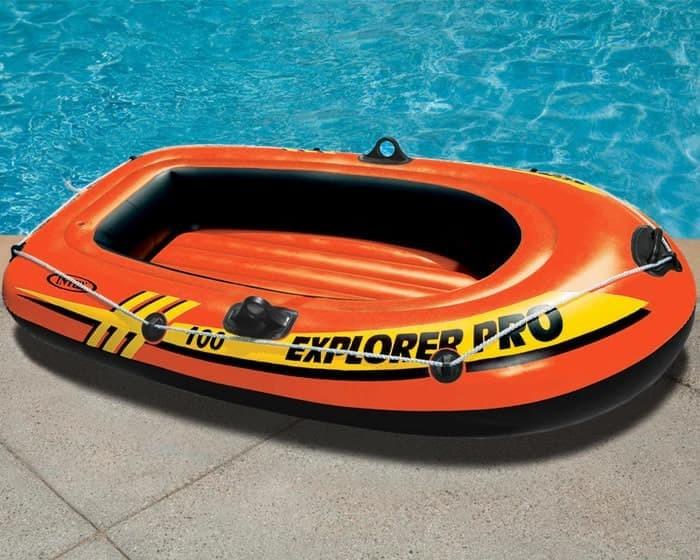 harga Perahu karet explorer pro 100 boat only play series intex 58355 Tokopedia.com