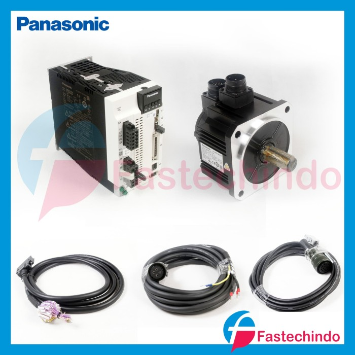 Foto Produk 1 SET PANASONIC SERVO A6 1KW dari fastech-indo