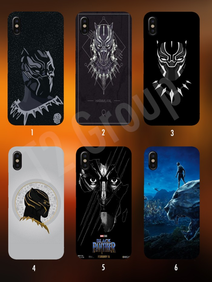 harga Black panther case lenovo p1 turbo a7000 vibe p1m k5 note k5 dll Tokopedia.com