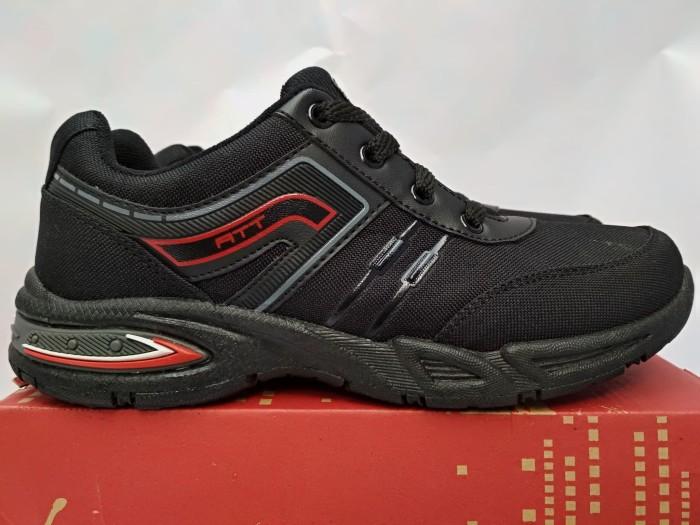 harga Sepatu sekolah pro att std sepatu sekolah anak sd sepatu anak hitam Tokopedia.com
