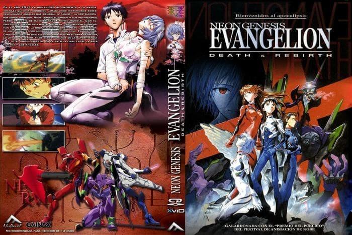 harga Film anime neon genesis evangelion kualitas 720 hd subtitle indonesia Tokopedia.com