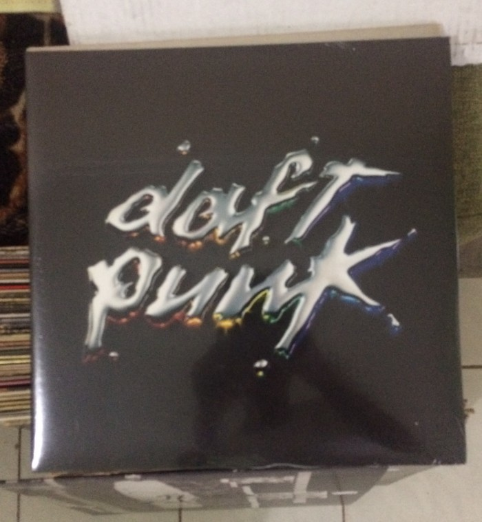 harga Daft punk - discovery  vinyl ph piringan hitam Tokopedia.com