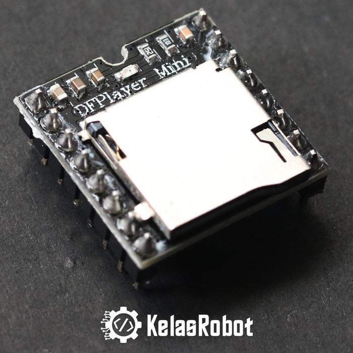 Foto Produk MP3 Player Module DFPlayer Mini for Arduino dari Kelas Robot