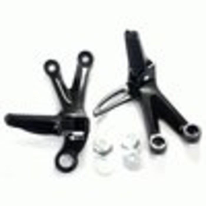 harga Footstep belakang satria fu ( black & gold & crom ) Tokopedia.com