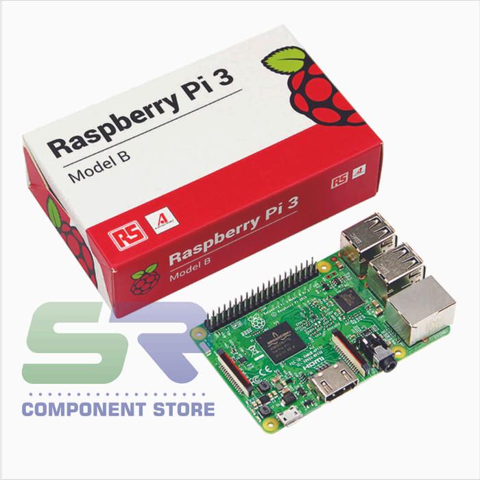 harga Raspberry pi 3 model b - element 14 / rs version Tokopedia.com