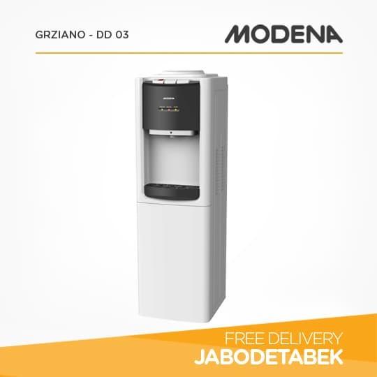 harga Dispenser Air MODENA - GRZIANO DD 03 (galon atas) Tokopedia.com