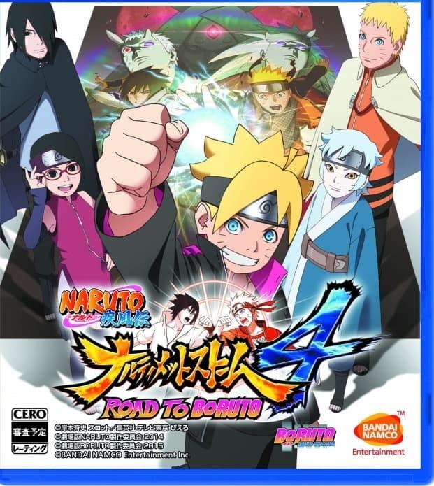 Jual Naruto Shippuden Ultimate Ninja Storm 4 - Kota Tangerang - OUTLET GAME  REBORN | Tokopedia