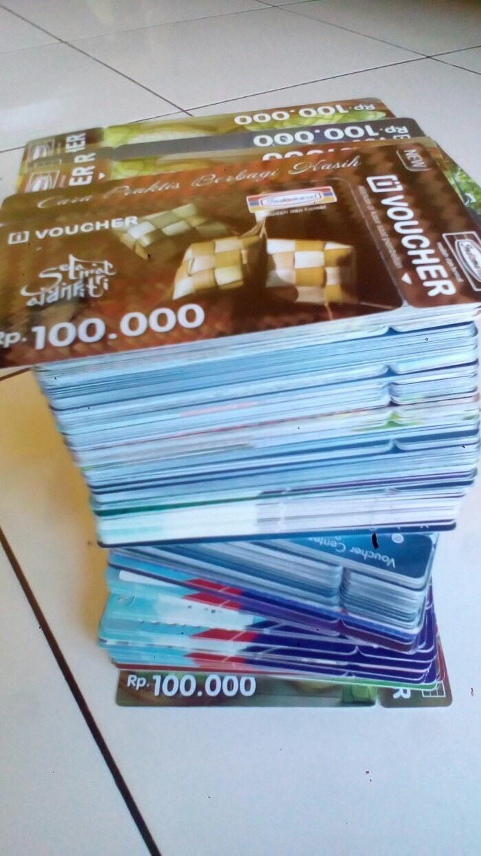 Beli Koleksi Di Tokopediacom Melalui Gosend Pricearea Page 17 Voucher Indomaret Rp 100000 Indomart