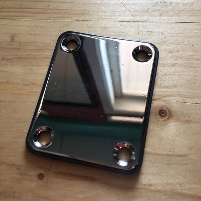 harga Neck plate gitar chrome Tokopedia.com