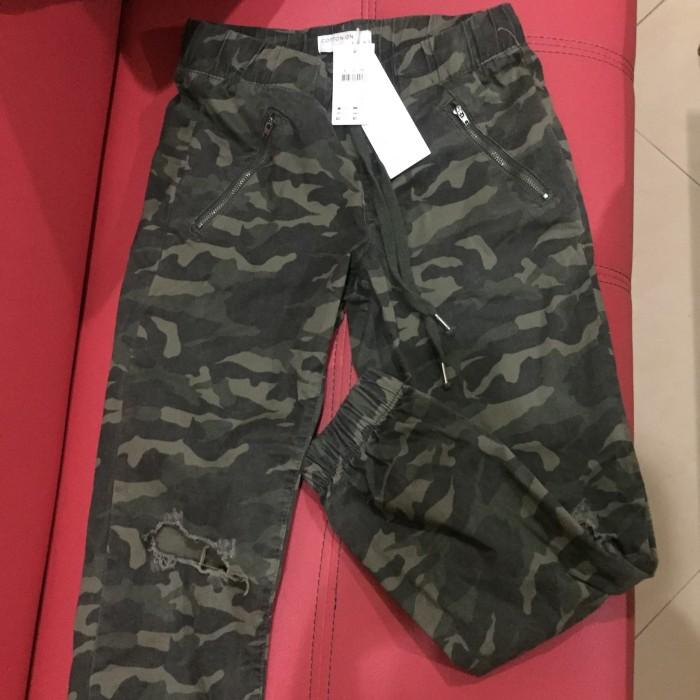 a few days away clearance sale luxury Jual Cotton on army jogger pants - Kota Bekasi - Clrssanicole | Tokopedia